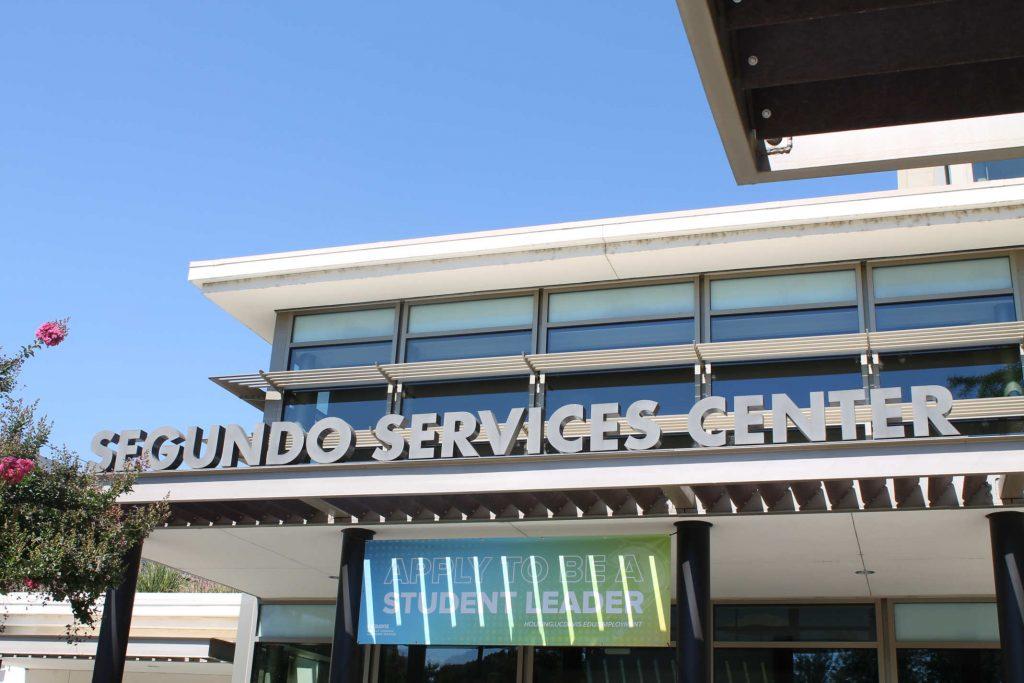 UC DAVIS SEGUNDO SERVICES CENTER