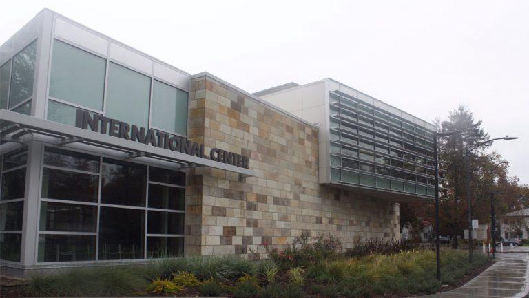 UC DAVIS INTERNATIONAL COMPLEX 1