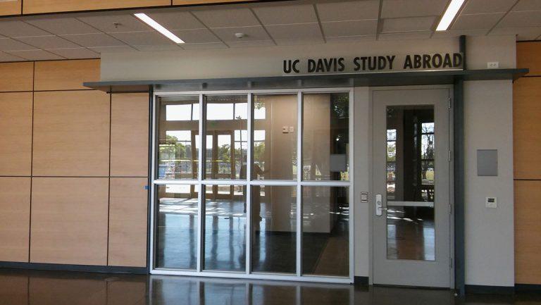 UC DAVIS INTERNATIONAL COMPLEX 4