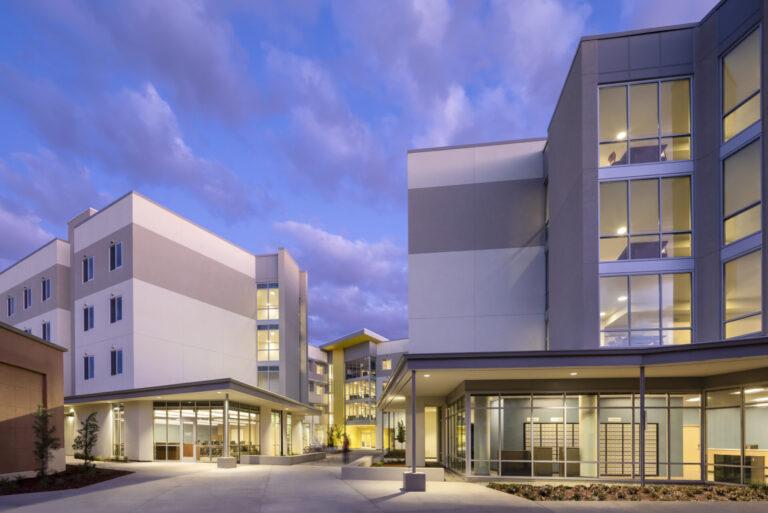 UCD- Yosemite  Student Residence Hall